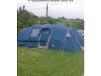 8 man Regatta Tent