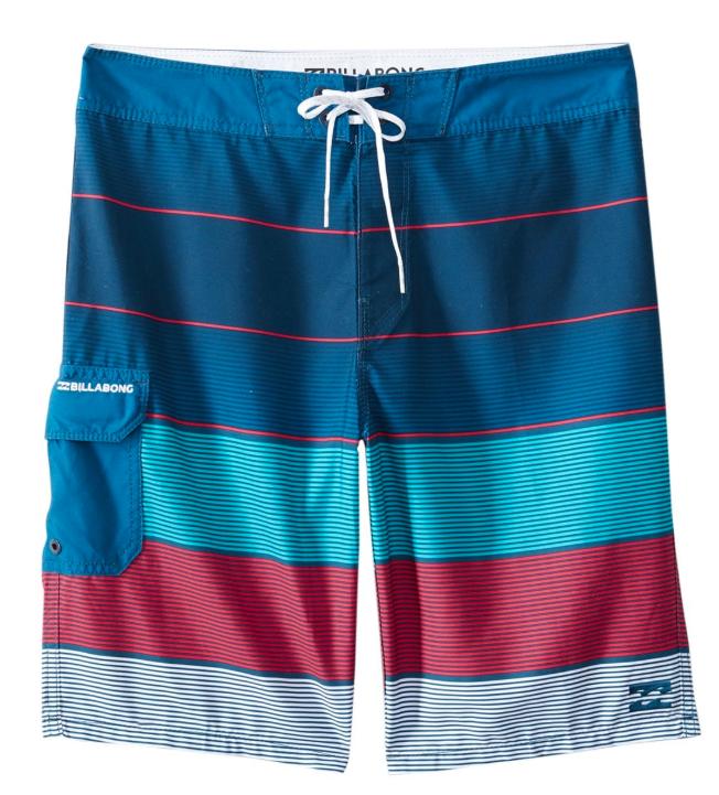 Billabong Men's All Day OG Stripe Boardshort New!!!!!