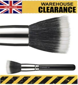 MAC 187 Duo Fibre Face Brush - Foundation Powder Blusher Bronzer  - FREE P&P UK