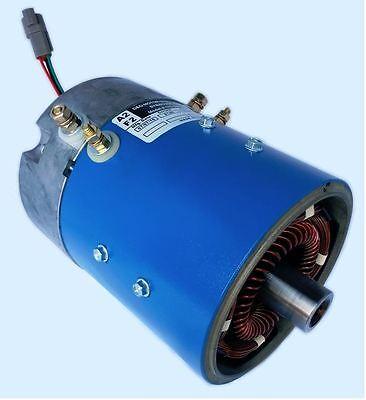 Club Car Precedent 24 MPH Electric Motor - Fits All Precedents