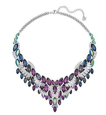 NIB $399 Swarovski Cosmic Large Necklace #5217160