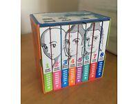 Buddha by Osamu Tezuka manga / comic / graphic novel boxset