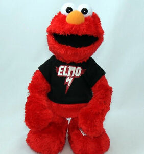 PRISTINE CONDITION Let's Rock Elmo Talking Singing Dancing Doll