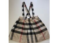 Baby Girls Burberry Skirt