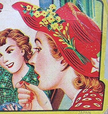 Vintage Happy Home Needle Book
