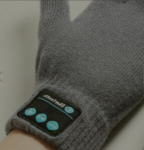 Smart talking glove