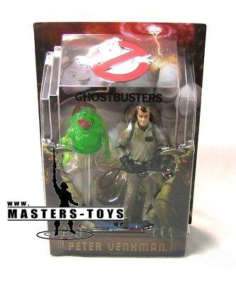 Peter Venkman + Slimer - Ghostbusters 2010 - NEU - OVP