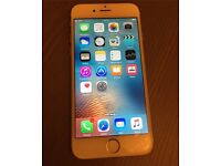 iPhone 6 in immaculate condition cheap