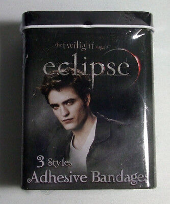 Twilight Saga Eclipse Edward Cullen Bandages in Sealed Tin