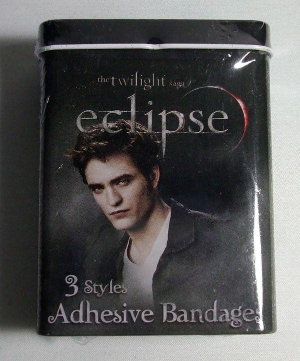 Twilight Saga Eclipse Edward Cullen Bandages in Sealed Tin