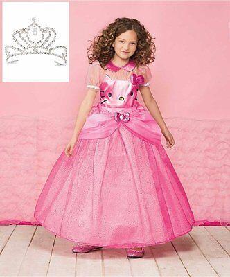 Chasing Fireflies Hello Kitty Birthday Dress Tiara NWT 8 9 10  X-MAS CAPE+HEDBAN