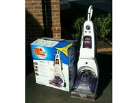 Bissell Carpet Cleaner (boxed, used once)
