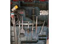 Bosch breaker/rip saw/ impact driver