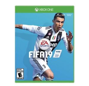 Looking for FIFA 19 for XBOX 1!