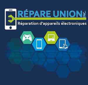 Réparation iPad/iPhone/iPod/Galaxy/Nexus/LG/Sony/Samsung/Apple