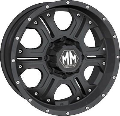 "18"" MAYHEM HAVOC 6X139.7 WITH LT 265/65/18 BFG ALL TERRAIN T/A TIRES WHEELS RIMS"