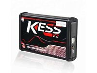 KESS V2 V5.017 Red Car ECU Tuning Kit EU Master Online No Token Limit Programmer