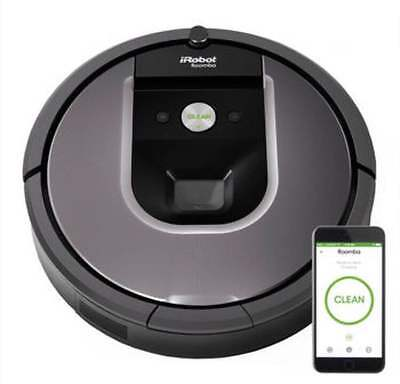 iRobot Roomba 960 Vacuum Robotic Cleaning Vacuuming Robot BRAND NEW & SEALED!