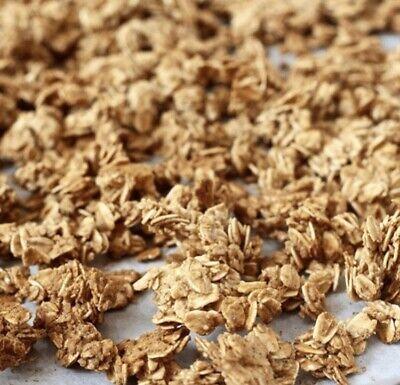 5 lbs Bulk Honey Almond Granola Breakfast Cereal