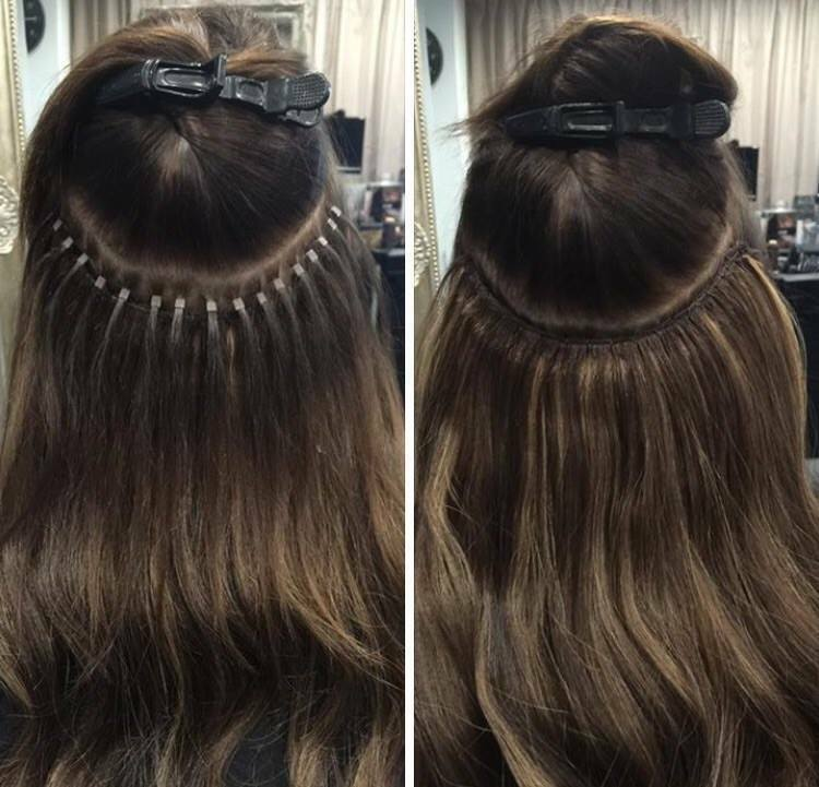 Weave Hair Extensions Yorkshire 47