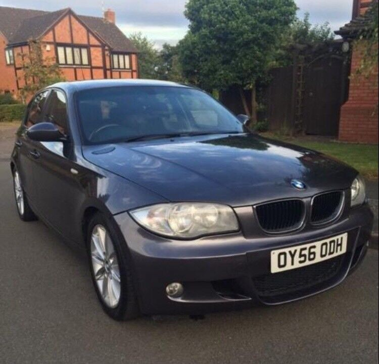 **BMW MSPORT 1 SERIES. 118d. 5dr** OPEN TO OFFERS***