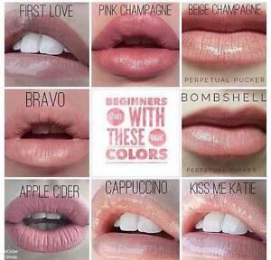 LipSense starter kits and individual liquid lipsticks Strathfield South Strathfield Area Preview