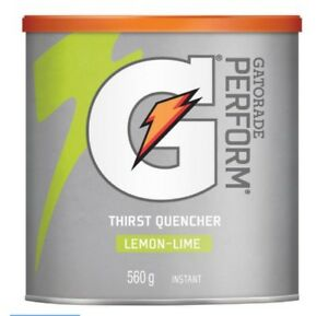 Gatorade Perform Lemon Lime Mix