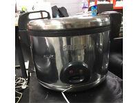 Buffalo large rice cooker 9ltr