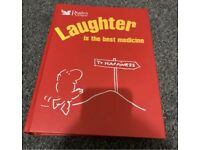 Readers digest laughter is the best medicine