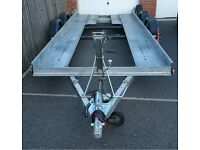 Brain James Twin Axle Car Trailer Transporter