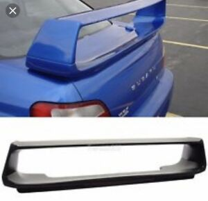 Looking for Sti spoiler