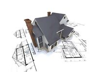 Planning and Building Warrant applications and AutoCaD drawings services available around Edinburgh