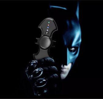 New batman lighter fidget spinner metal make