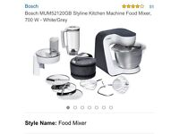 Bosch food mixer MUM52120GB