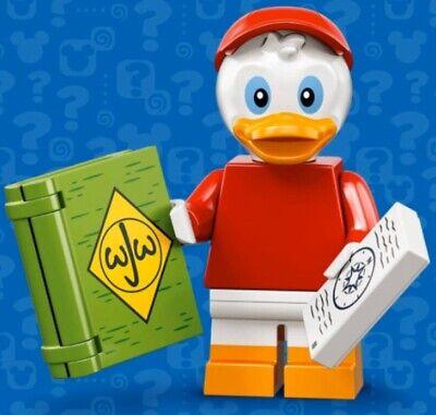 LEGO HUEY RED DUCKTALES MINIFIGURE THE DISNEY MINIFIGURES SERIES 2 - 71024 #3
