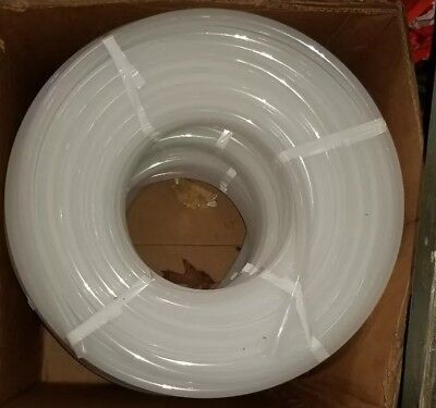 Low Density Polyethylene Tubing (LOW DENSITY FOOD GRADE TUBING, POLYETHYLENE, NATURAL. (4) 100' ROLLS)