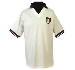 Italy 1982 World Cup - TOFFS luxury retro jersey - new, unused