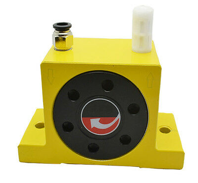 Industrial type Pneumatic compressed air power turbine wheel type vibrator GT-8