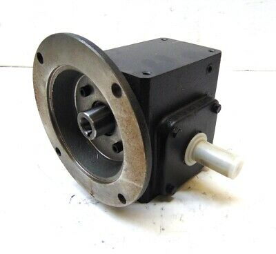 Worldwide Right Angle Worm Gear Speed Reducer Hdr175-301-56-c-65-de 301