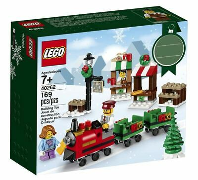 LEGO 40262 Limited 2017 Holiday Christmas Train Ride New in Sealed Box free ship