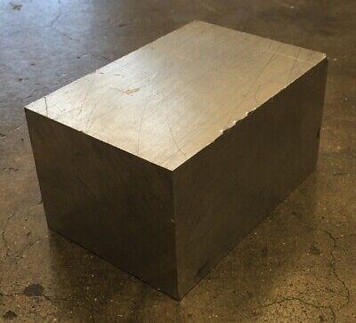 2 12 Thickness 6061 Aluminum Flat Bar Solid - 2.5 X 3.125 X 4.625 Length