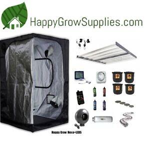 Indoor Grow Kits Lethbridge. Shop Happy Grow Supplies.