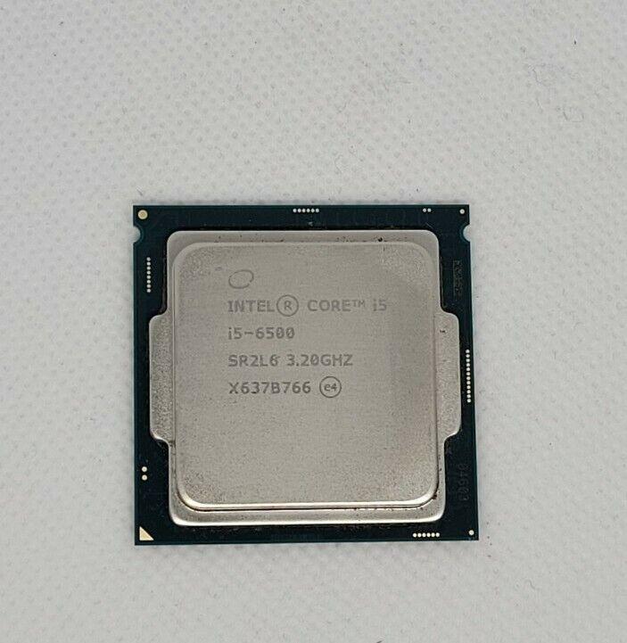 Intel Core i5-6500 Quad-Core Processor 3.2 GHz 6MB SR2L6 LGA 1151 Skylake