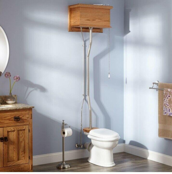 Victorian Era Style Toilet