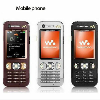 Original unlocked Sony Ericsson W890 W890i with 3.15MP 3G Quad-Band mobile phone Sony Ericsson Quad Band Phones