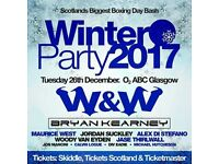 COLOURS WINTER PARTY 2017 TICKETS