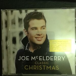 Joe McElderry - Classic Christmas (CD 2011) Brand New Christmas Album