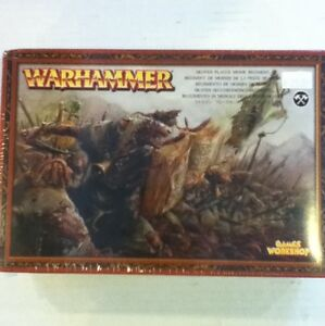 Warhammer Fantasy, Skaven Plague monk. New. 25% Off!