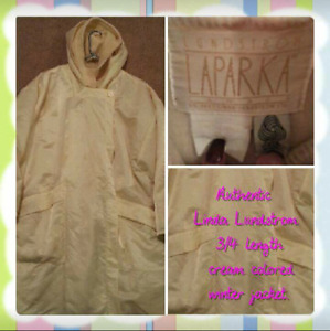 Authentic Linda Lundstrom Parka