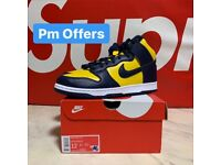 Nike Dunk High SP Michigan (2020